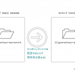 Windows「シンボリックリンク(mklink)をフォルダに設定する方法