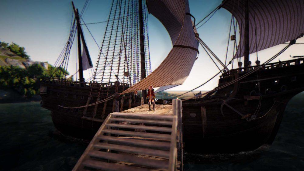 レマ島からのラット定期船