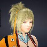 【黒い砂漠】新クラス「ミスティック」のキャラクターメイキング画面