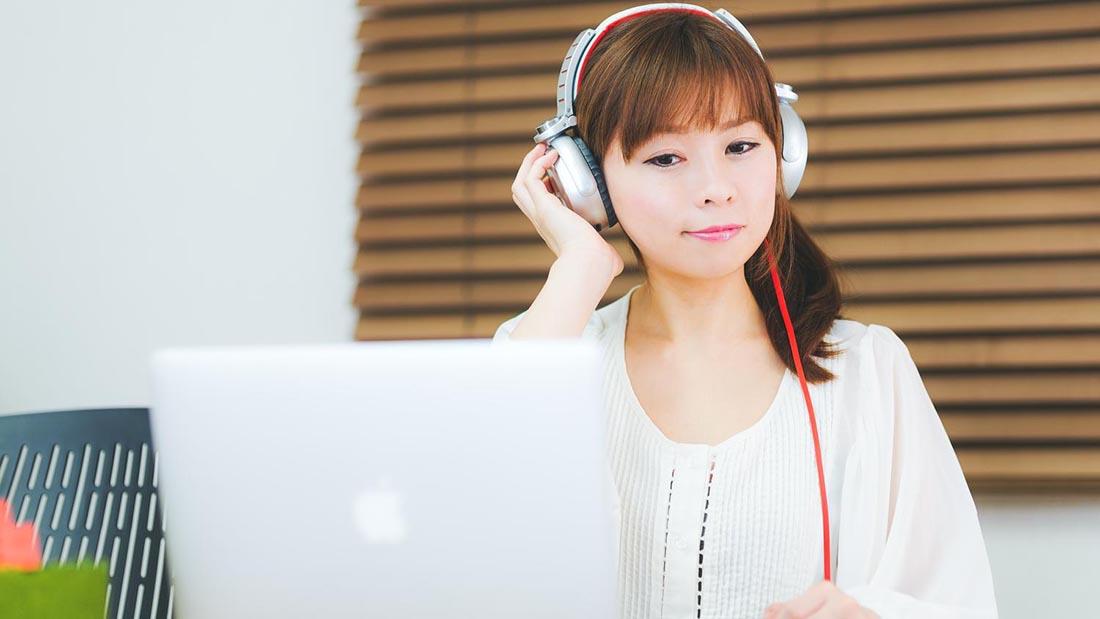 音楽を聴くのはとても良いです