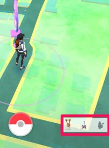pokemon_go_近くにいるポケモン