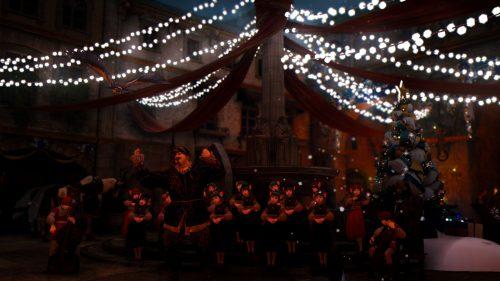黒い砂漠のクリスマス2016_6