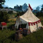【黒い砂漠】「キャンプ」システムが実装!入手から使い方までまとめ