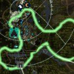 【黒い砂漠】ワールドマップの便利な機能~目的地、ポイント経由ルート、ギルド&PT連絡~