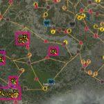【黒い砂漠】「探索 I」知識の場所(探検ポイント)を黒い砂漠マップに追加