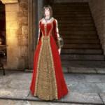 【黒い砂漠】カルフェオン貴族スーツ、ドレスを作る