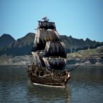 【黒い砂漠】大洋の時代~エフェリア貿易船、エフェリア駆逐艦、重帆船、高速艇~