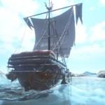 【黒い砂漠】帆船の出航準備と補給や回復の基本