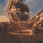 【黒い砂漠】GMイベントで重帆船の大きさがわかった